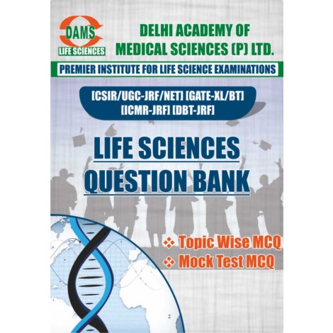 CSIR-LIFE SCIENCES (QUESTION BANK)
