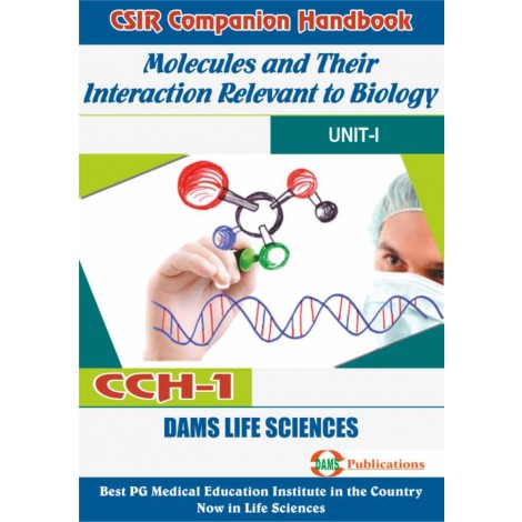 CSIR Companion Handbook-Molecules and Their Interaction Relevant to Biology-CCH-01