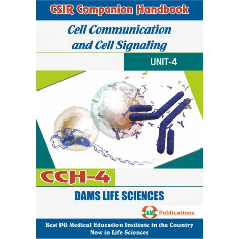 CSIR Companion Handbook Cell communication and cell signaling-CCH-4