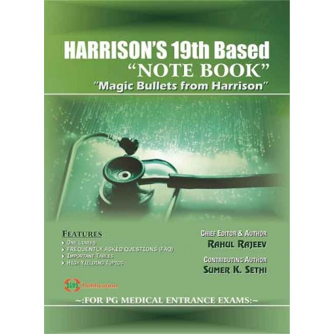 Harrison's 19th Based-Note Book (Magic Bullets from Harrison)