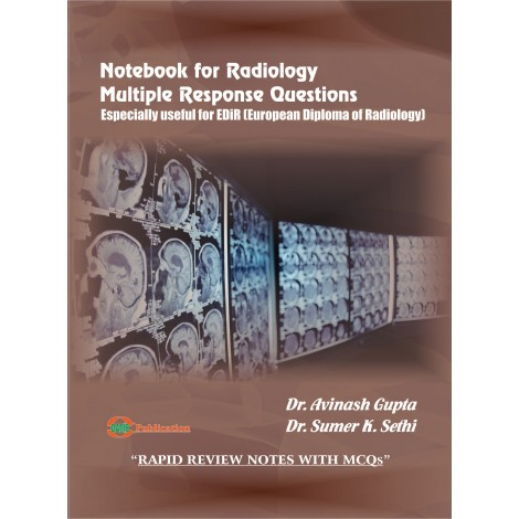 Notebook for Radiology Multiple Response Questions