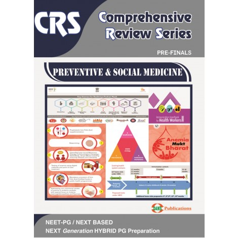 CRS-Pre-Finals Preventive and Social Medicine 2020