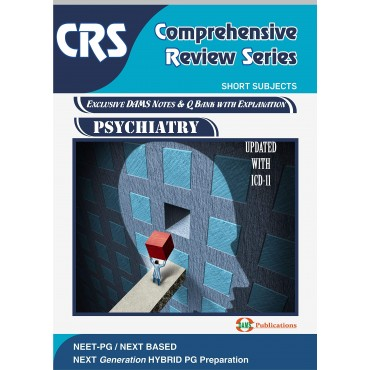 CRS-Short Subjects Psychiatry 2020 (UPDATED WITH ICD-11)