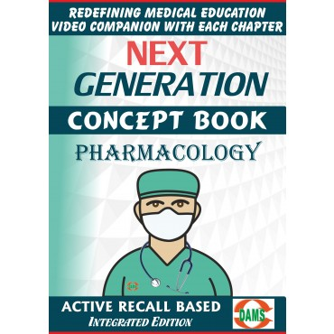 CRS-Short Subjects Pharmacology 2021 (NEXT GENERATION CONCEPT BOOK)
