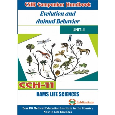 CSIR Companion Handbook-Evolution and Animal Behavior-CCH-11