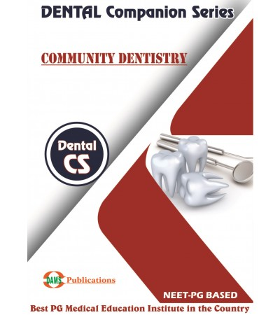 Dental Companion Series-Community Dentistry 2019