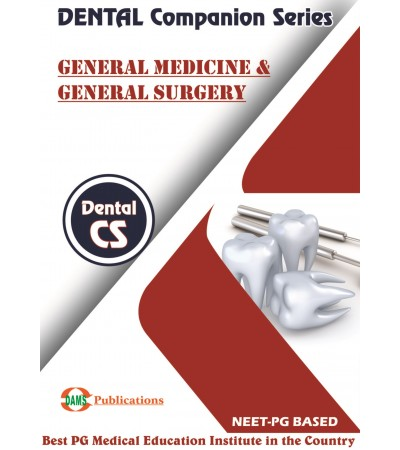 Dental Companion Series-General Medicine and General Surgery 2019