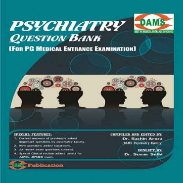 Psychiatry-Question Bank (For PG Medical Entrance Examination)